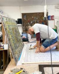 leaded-stained-glass-door-panel-restoration-2