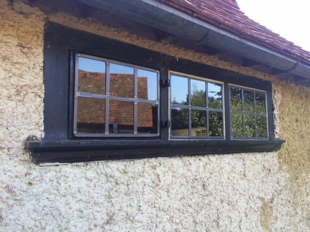 Replacement Leaded Windows Amp Metal Window Frames Meadrow