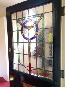 Stained glass doors front doors panels more the benefits of choosing steve sherriff for your stained glass doors planetlyrics Gallery