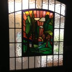 stained-glass-doors-lead-windows