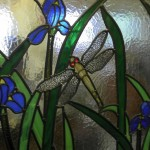 steve-sherriff-stained-glass-window-iris-flower-panel