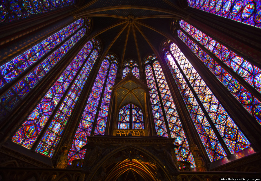 Stained Glass Windows Facts Part 2 Churches