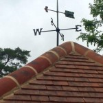 Refurbished-Weather-Vane-lead-windows