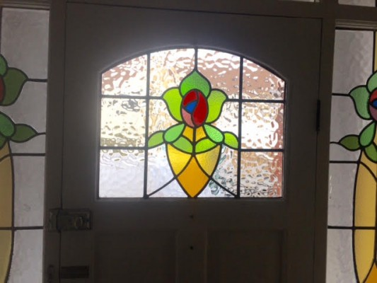 Refurbished Stained Glass