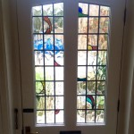 Stained Glass Front Door