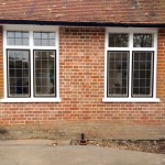 front lead windows