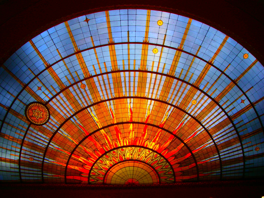5 Examples Of Art Deco Stained Glass Windows