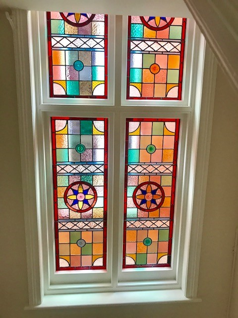 Stained Glass Windows For Homes.Stained Glass Windows In Surrey Steve Sherriff