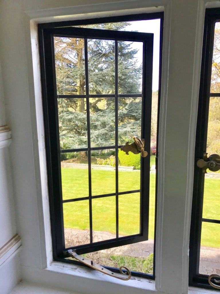 Metal Window Frames, Repair & Renovations | Steve Sherriff