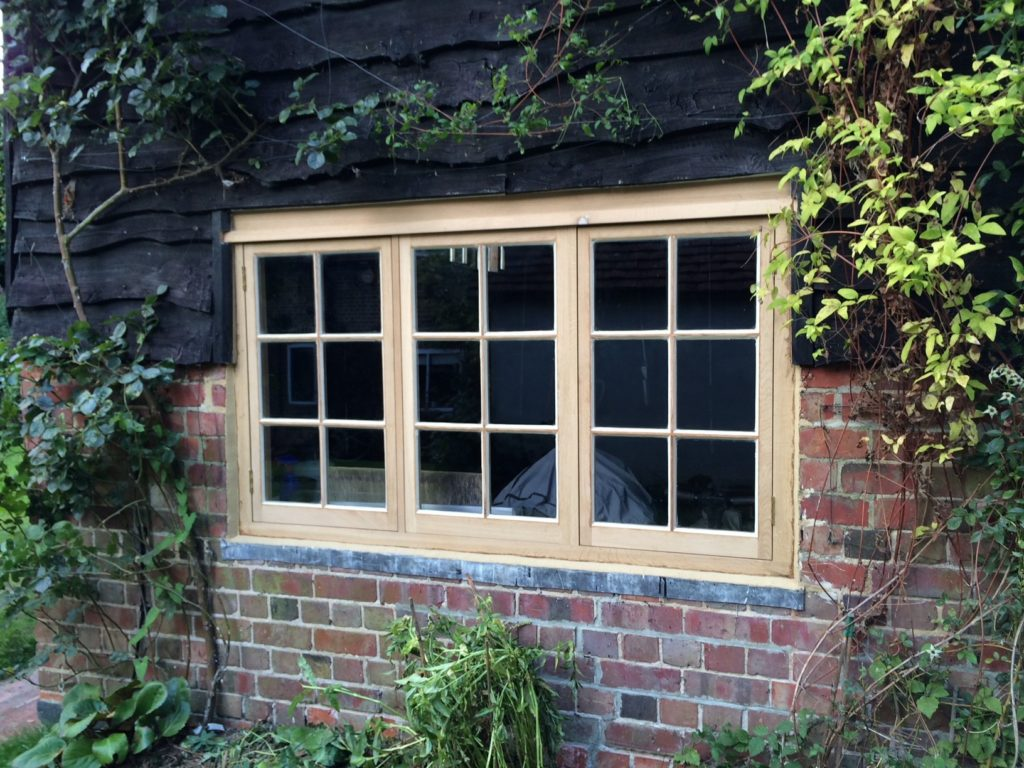 Wooden Window Frames, Repair & Replacements | Steve Sherriff